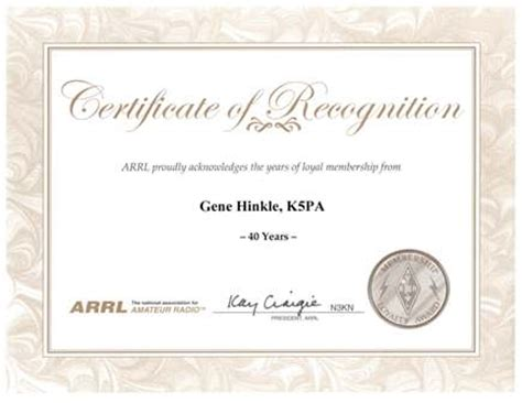 Arrl Section List by Particulars