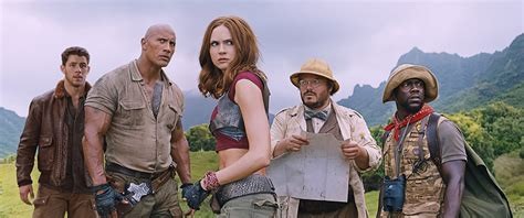 recent movies jumanji welcome to the jungle by dwayne johnson jumanji welcome to the jungle international trailer