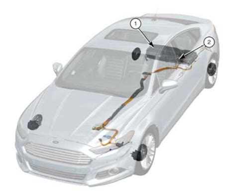 ford vehicle locator 2013 ford hybrid and electric vehicles hv batteries and