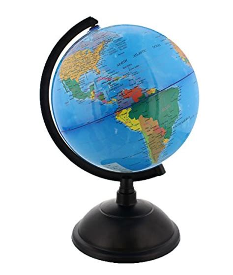 spinning globe desk toy learnitoys shop for educational and learning games