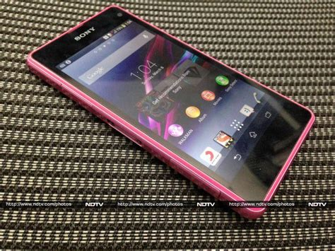 sony xperia z1 compact pictures ndtv gadgets360