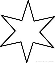 starry coloring page ausmalbilder sterne
