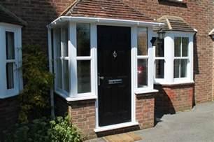 Porch Front Door Porch Uk Black Door White Windows Patio Furniture Black Doors Porches And Doors