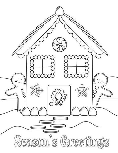 Gambar Mewarnai Rumah Untuk Anak Tk, SD Dan PAUD