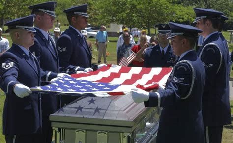 meaning of the flag draped coffin funeral flag draped coffin remembrances