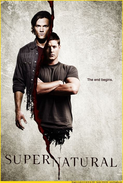 be my supernatural supernatural poster gallery4 tv series posters and cast