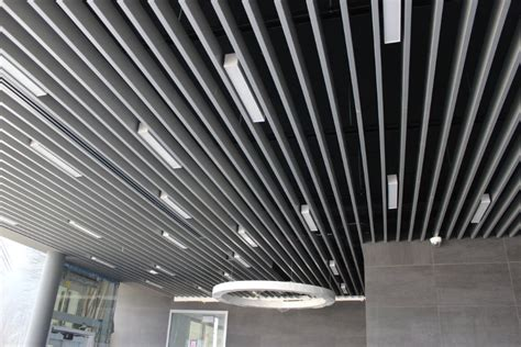 Ceiling Designs by Baffles 187 Ceilings And Lighting