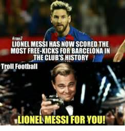 Lionel Messi Memes - funny lionel messi memes of 2017 on sizzle free kick