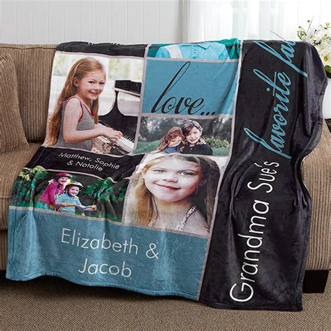 Customized Blankets With Photos by Top 5 Personalized S Day Gift Ideas 2016