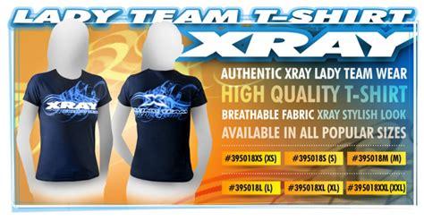 Xray Team T Shirt xray team t shirt l