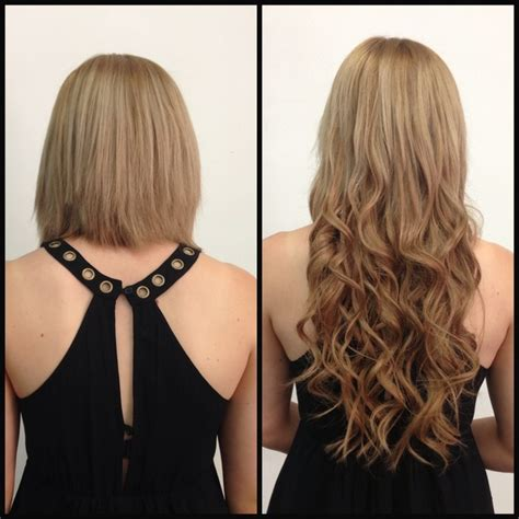how to put in bead extensions the 25 best ideas about micro bead hair extensions on
