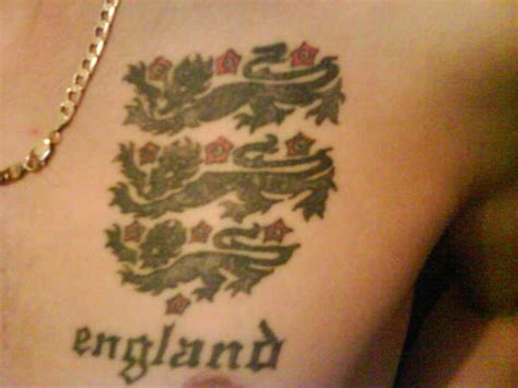 england three lions tattoo designs 3 animal pictures best design