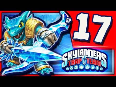 Kaos Power Ranger 20 skylanders trap team walkthrough part 16 golden desert