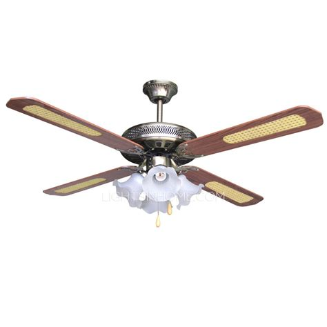 retro ceiling fan with light silver ceiling fan kendal lighting scimitar 44in satin