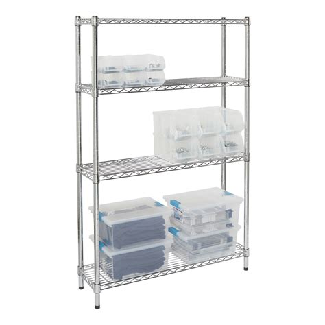 Metal Wire Shelves Metal Wire Shelving Tgws07 China Wire Bookshelves
