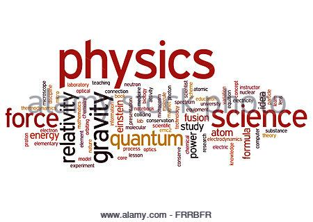 design experiment physics nuclear energy concept word cloud background stock photo