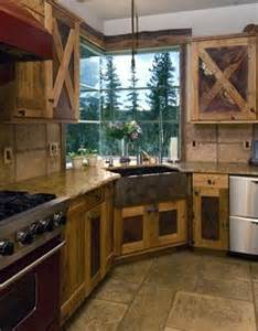 Barn Door Style Kitchen Cabinets Barn Door Style Cabinet Doors Ideas For The New House