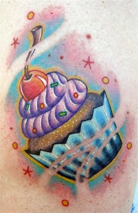 cake tattoo designs cupcake cupcakes cakes and pies tattoos ideas