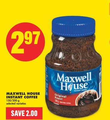 instant for sale maxwell house instant coffee on sale salewhale ca
