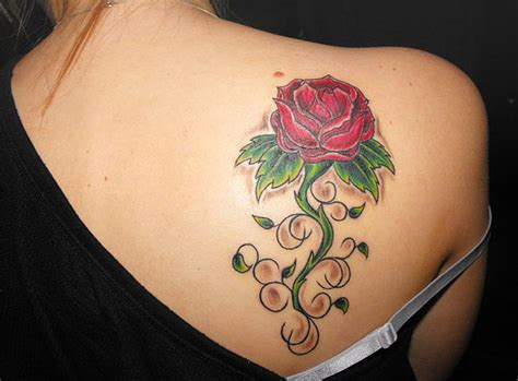 tattoo designs for nape flower tattoos collections tattoos designs and pictures
