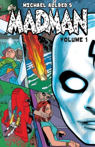 madman chaos 1 volume 1 books the comics reporter
