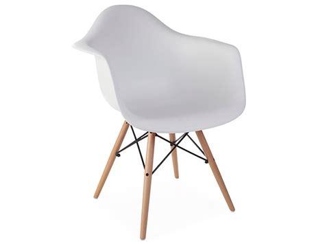 chaise eames daw chaise daw blanc