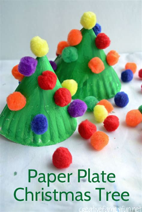 paper plate christmas art 29 awesome school ideas onecreativemommy