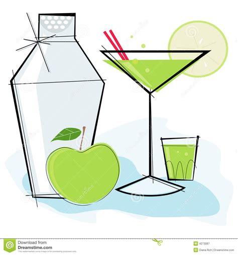 martini shaker clipart liquor clipart cocktail shaker pencil and in color
