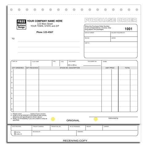 Receiving Report Template Purchase Orders Receiving Report Ref 90 3