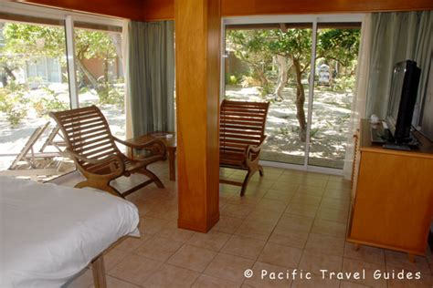 bungalow lounge pictures of escapade island resort noumea new caledonia