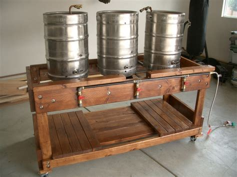 wooden brew stands home brew forums