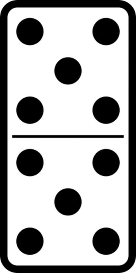 Librairie-Interactive - Dominos des chiffres de 1 à 6