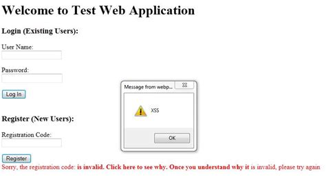 Xss Tutorial Php | xss with a little help from asp net and internet explorer