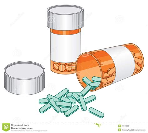 prescription bottle clipart pixshark com images