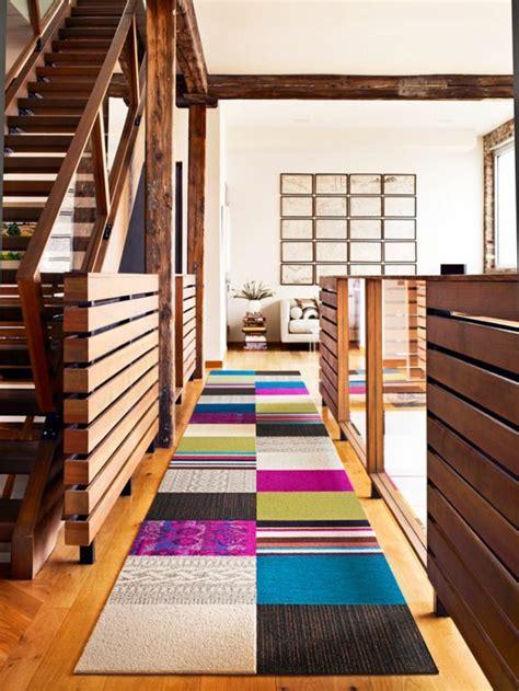 l ufer wohnzimmer patchwork teppich als moderne und kreative l 246 sung f 252 r ihr