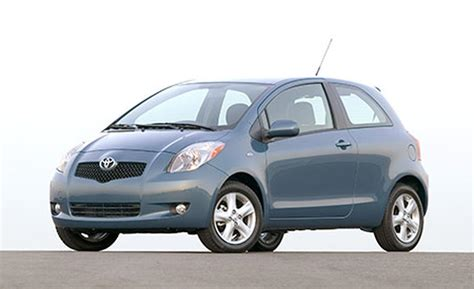2007 Toyota Reviews 2007 Toyota Yaris Reviews Autos Post