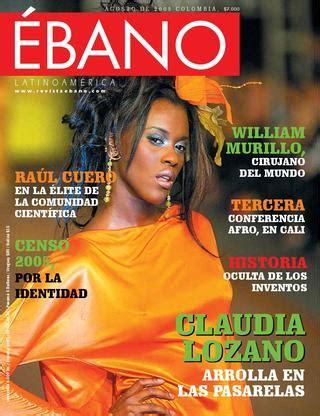 revista ebano 6a edicin by revista ebano issuu revista ebano edicion 1 by revista ebano issuu