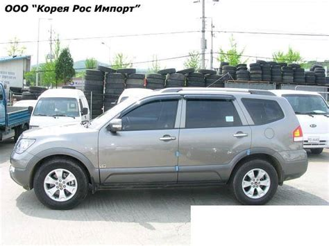Kia Mohave For Sale 2008 Kia Mohave For Sale 3000cc Diesel Automatic For Sale
