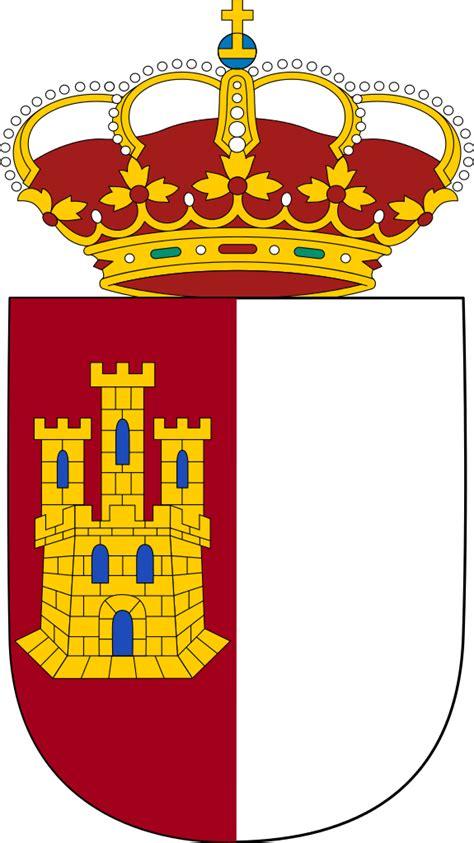 el escudo arverno la file escudo de castilla la mancha svg wikimedia commons