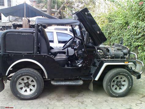 mahindra jeep classic price mahindra classic upgrade team bhp