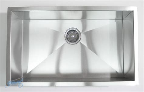 6 inch single design bowl 30 inch stainless steel undermount single bowl kitchen