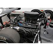 Shadow DN4 Chevrolet  Chassis 1P 2007 Monterey
