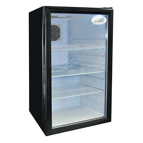 Countertop Fridge excellence emm4s display refrigerator countertop 3 8 cu ft