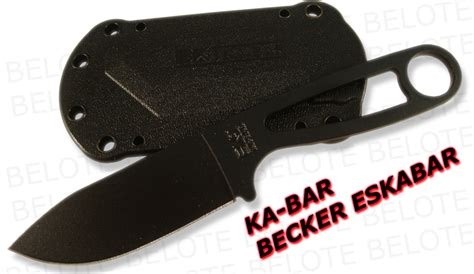 kabar bk 14 ka bar kabar knives becker eskabar brat fixed blade with