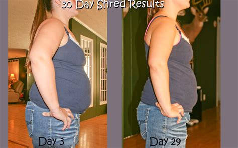 30 Days Detox Before And After Pictures by Jillian Detox Tea Recipe Results Burning