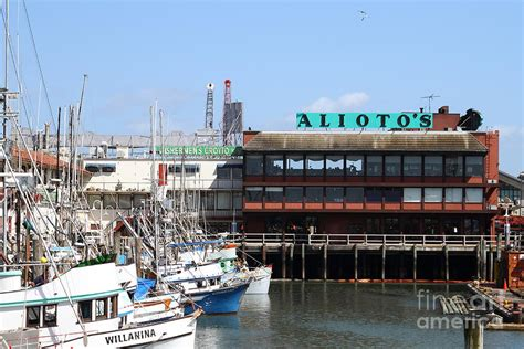 San Francisco Restaurant Gift Card - alioto s restaurant fishermans wharf san francisco california 7d14475 photograph