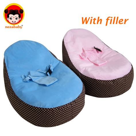 bed for newborn baby bean bag chair baby bean bag bed with filling