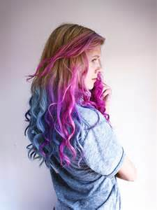 awesome hair colors awesome baby color hair image 619003 on favim