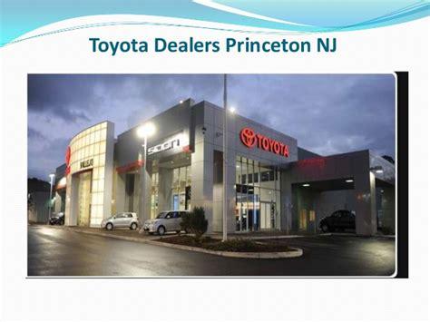 Toyota Dealer In Nj Toyota Dealers Princeton Nj