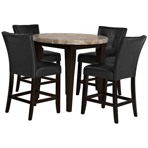 High Chair Dining Table Amazing High Top Dining Room Table And Chairs 78 For Your Ikea Circle